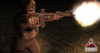 Rough Terrain Patrol Rifle Under Low Light Conditions: ($275)  Intermediate Level  (Certificate awarded upon successful completion)
