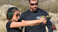Fundamentals of Marksmanship (Entry Level) with ammunition and weapon rental ($225)